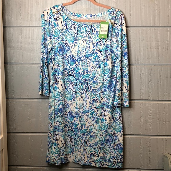Lilly Pulitzer Dresses & Skirts - Lily Pulitzer lucky trunks new Sophie dress